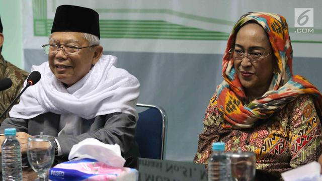 Kelompok Plin-Plan, Dulu Kawal Fatwa KH Ma'ruf Amin, Sekarang Merendahkannya