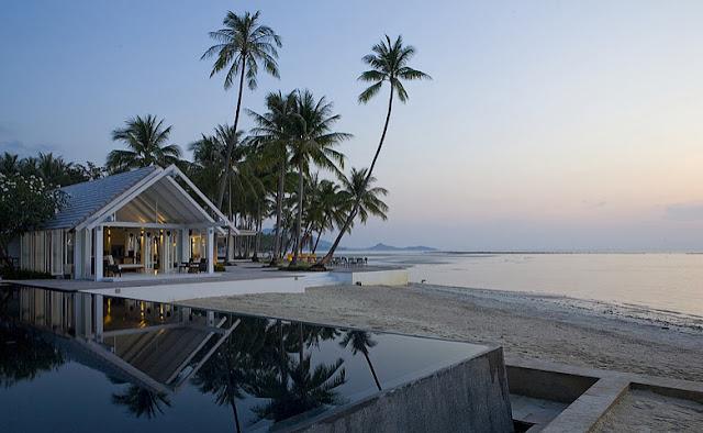 Casa de vacaciones en Tailandia chicanddeco