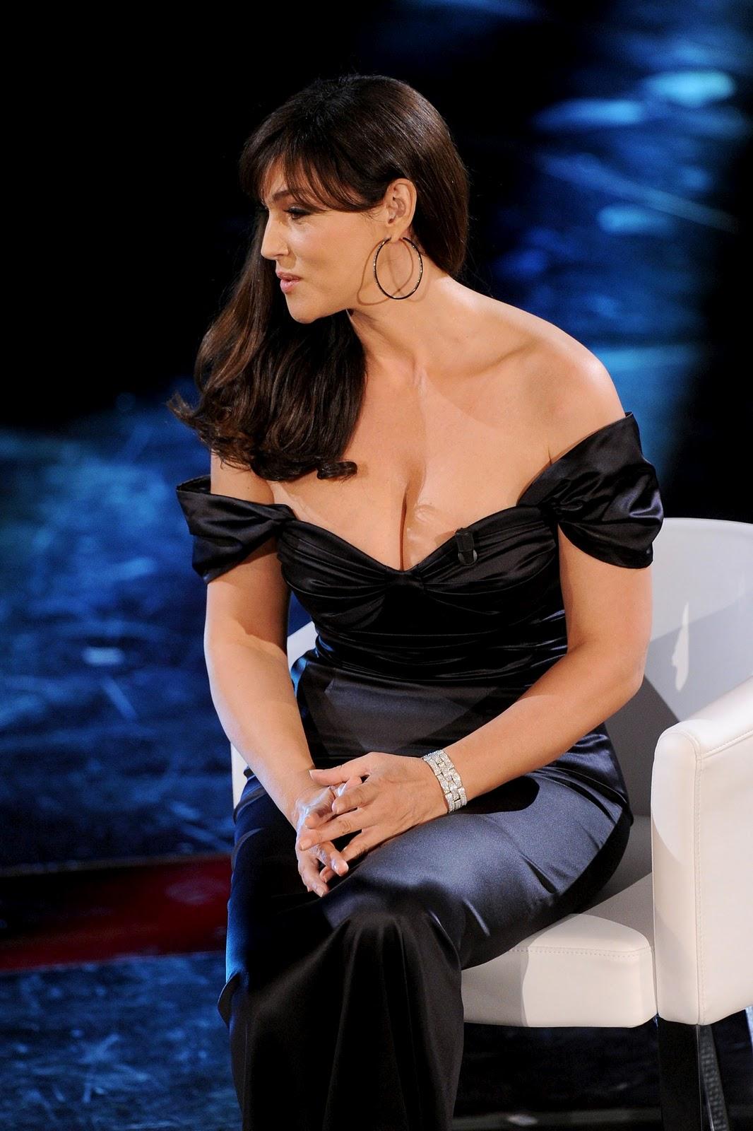 Η Monica Bellucci έχει από τα κορυφαία μπούστα ever..   KANONI NET