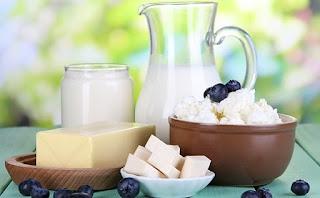 Productos derivados de la lactosa