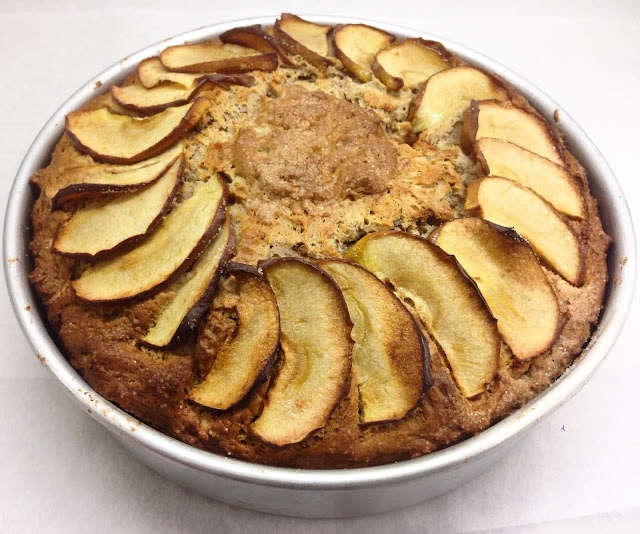 Baked Apple Cake