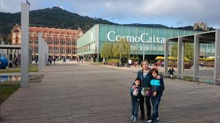 CosmoCaixa de Barcelona.