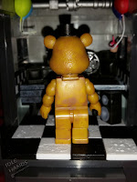 McFarlane Toys Building Sets Five Nights at Freddy's The Office Set