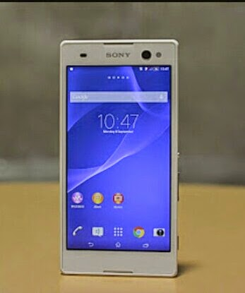 Sony Xperia C3 smartphone 5.5 inch