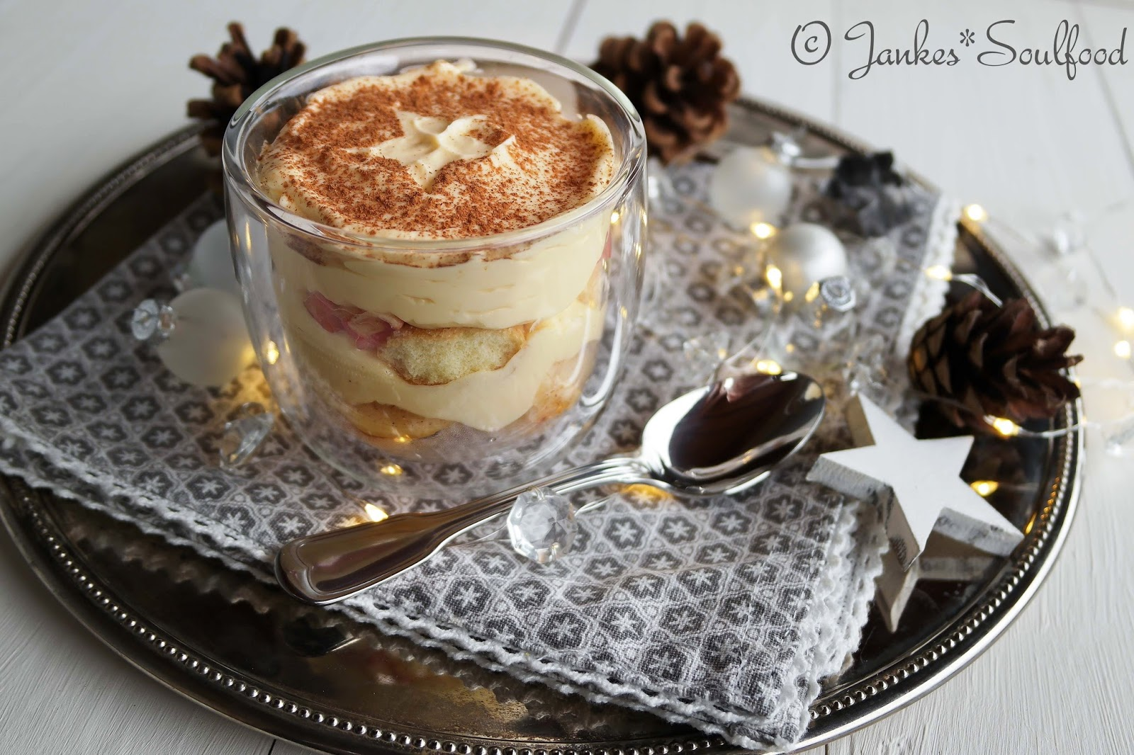 Bratapfel Tiramisu von Jankes Soulfood