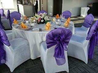 masa örtüsü ve sandalye kılıfları