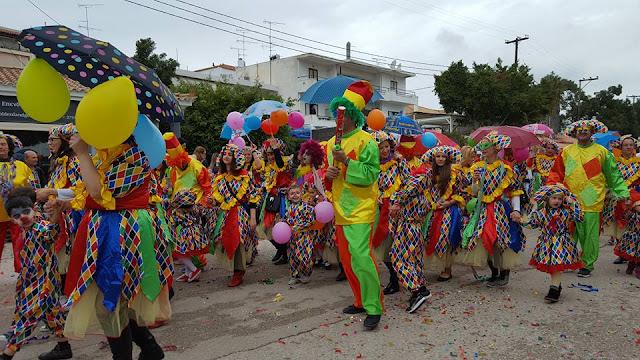 30 χρόνια Πορτοχελιώτικο καρναβάλι