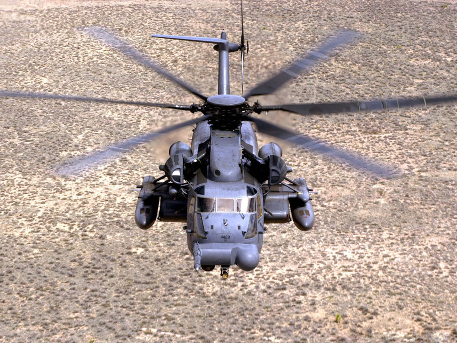 wallpapers: mh 53 Pave Low Helicopter Wallpapers