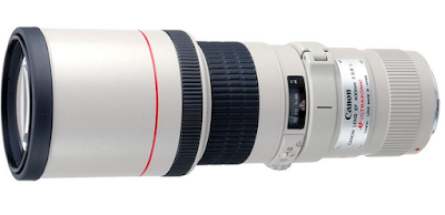 Canon EF 400mm f/5.6L USM Lens: Links to professional / consumer reviews