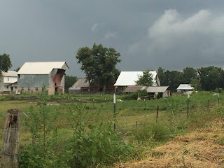 Sarah Price's Photo of an Amish Farm in Pennsylvania