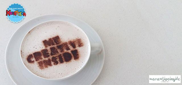 Cappuccino personalizzato fai da te