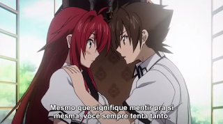 High School DXD BoRn - Episódio 10