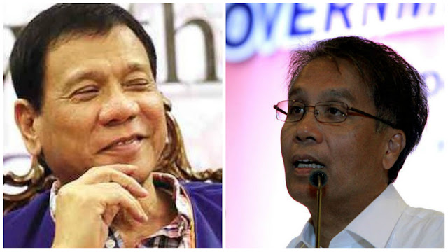 Duterte: Roxas' LP are the real threats to democracy
