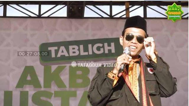 Viral, Ustad Abdul Somad: Aneh, Orang Gila Bisa Memilih