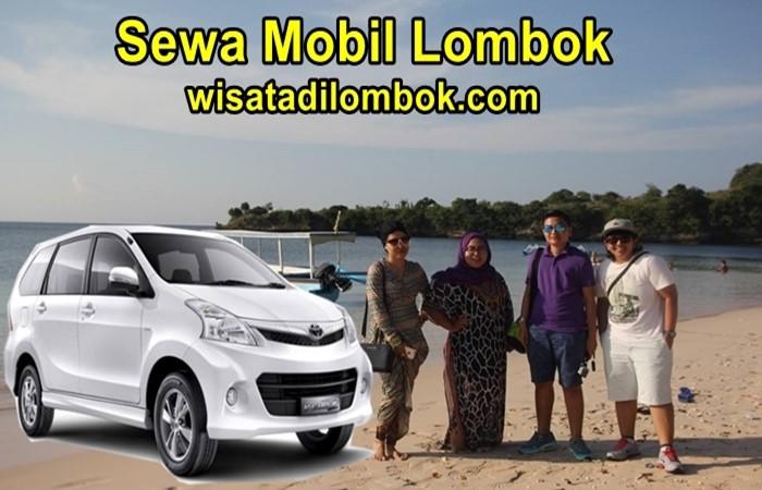 Harga Paket Wisata Sewa Mobil Lombok