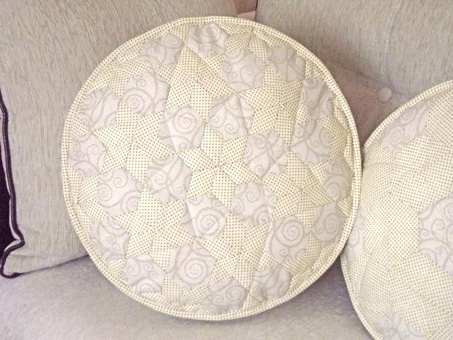 подушки-пуфы