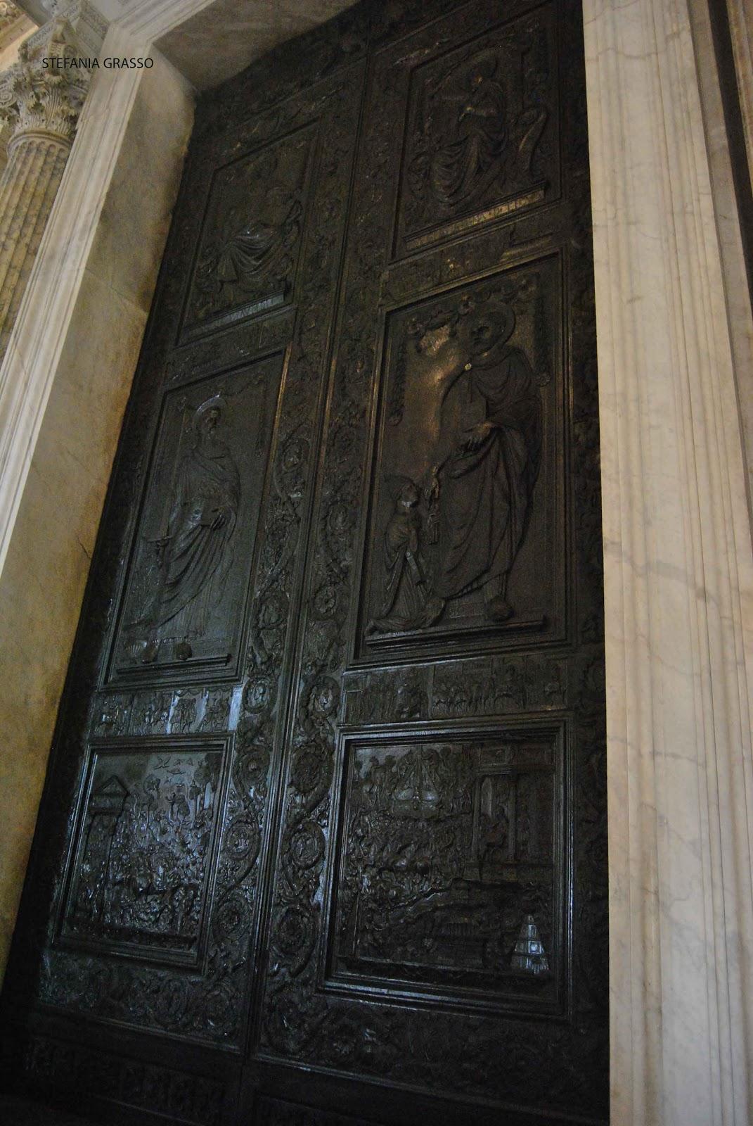 Blog del padre fortea la puerta del filarete de la for Puerta 3 de san marcos