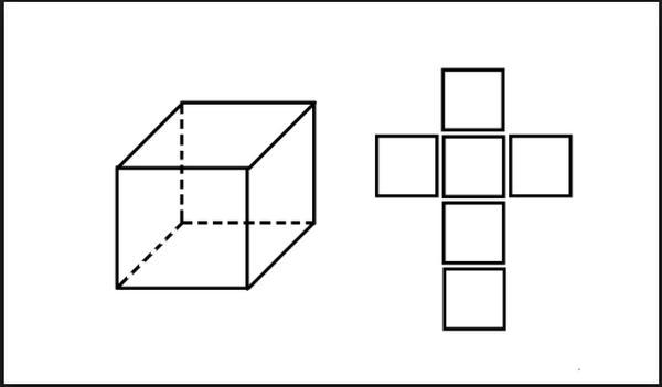 Soal Matematika Materi Jaring-Jaring Bangun Ruang