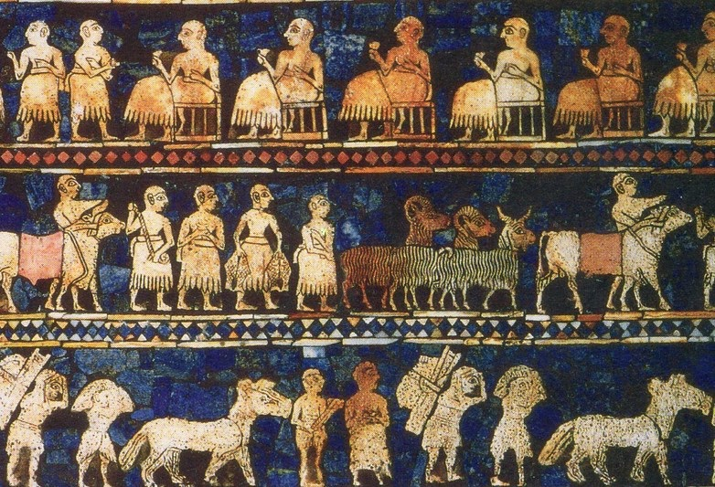 Sumerian Economy | Searching in History