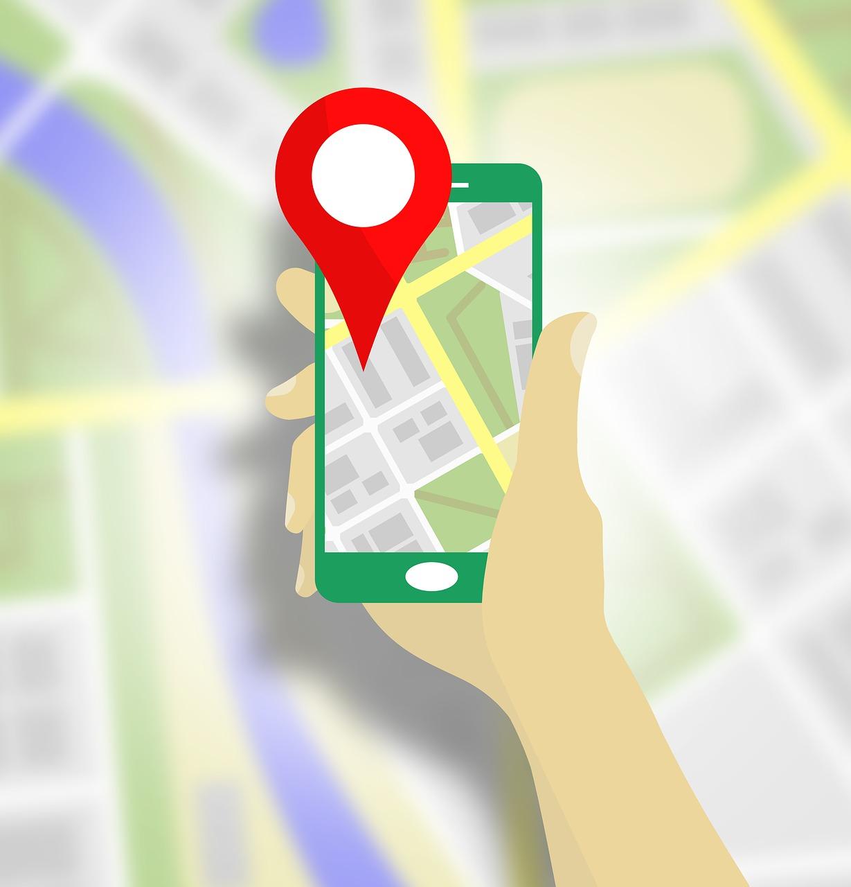 أفضل تطبيقات تحديد المواقع والإحداثيات للأندرويد