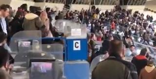Η στιγμή που μαθαίνουν στο ΟΑΚΑ το 3ο γκολ του Αστέρα Τρίπολης κατά του ΠΑΟΚ [video]