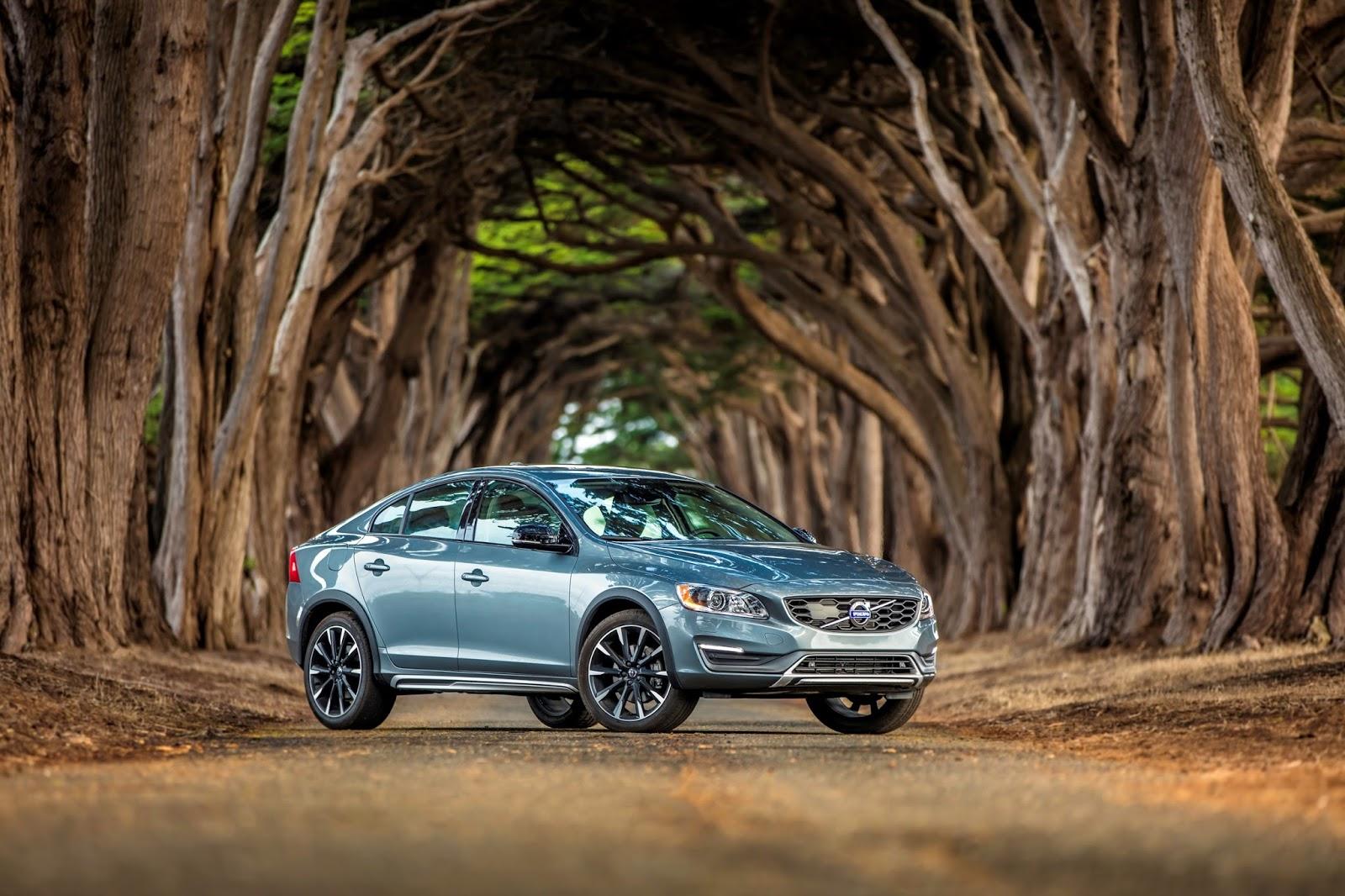 VOLVO%2BS60%2BCROSS%2BCOUNTRY Η Volvo με το νέο S60 Cross Country δημιουργεί το πρώτο sedan με διττό χαρακτήρα