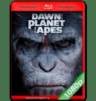 EL AMANECER DEL PLANETA DE LOS SIMIOS (2014) BLURAY 1080P HD MKV ESPAÑOL LATINO