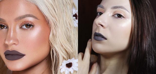 one week 7 days instagram makeup face blogger