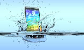 smartphone a prova d agua