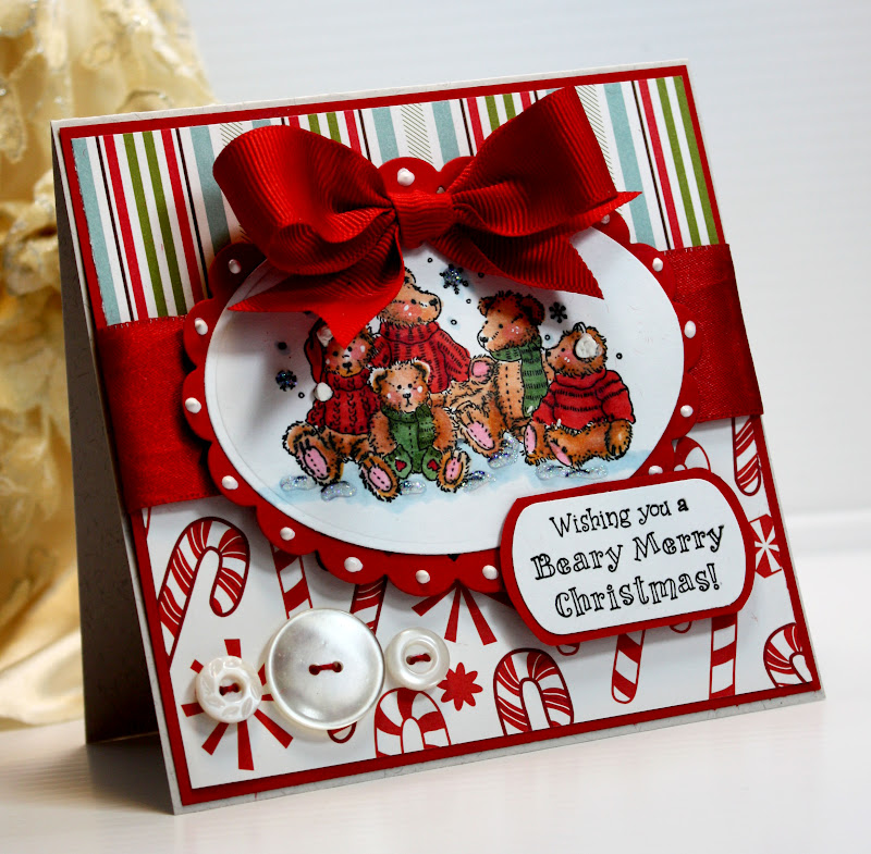 Inspired And Unscripted Stampin Up Christmas Cards