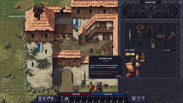 Stoneshard (2020) PC Game Español