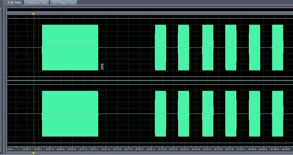 Create a DTMF telephone tone
