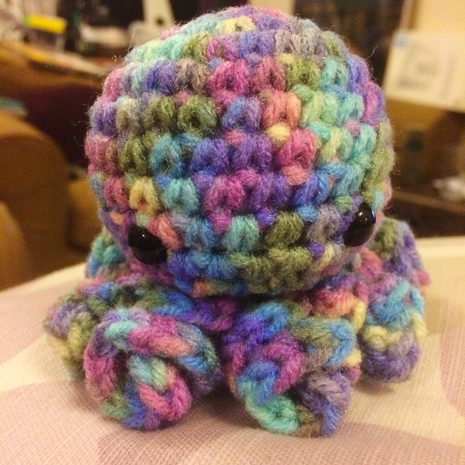 13 Crochet Octopus Patterns   The Crochet Crowd   1600x1600