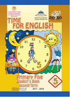 Time For ENGLISH - Primary Five - Student's Book - 2 Term