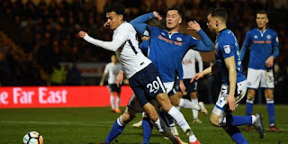 Tottenham vs Rochdale Live Streaming online Today 28.02.2018 England FA Cup
