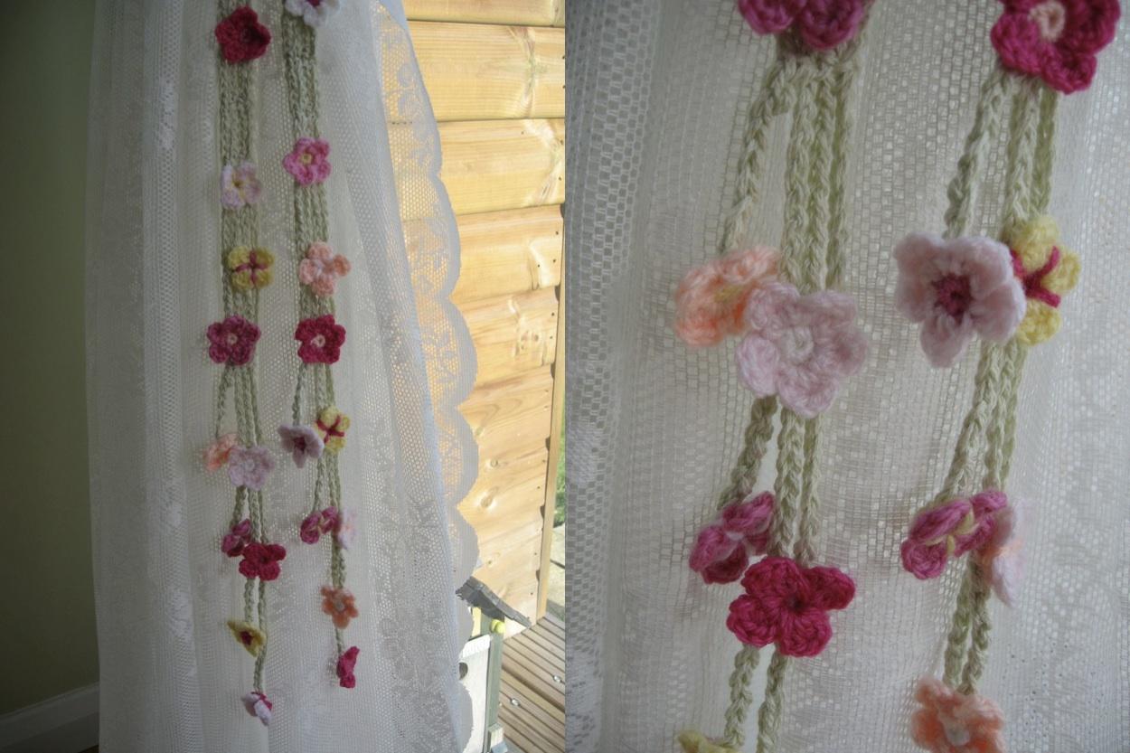 Garden Curtain Ties