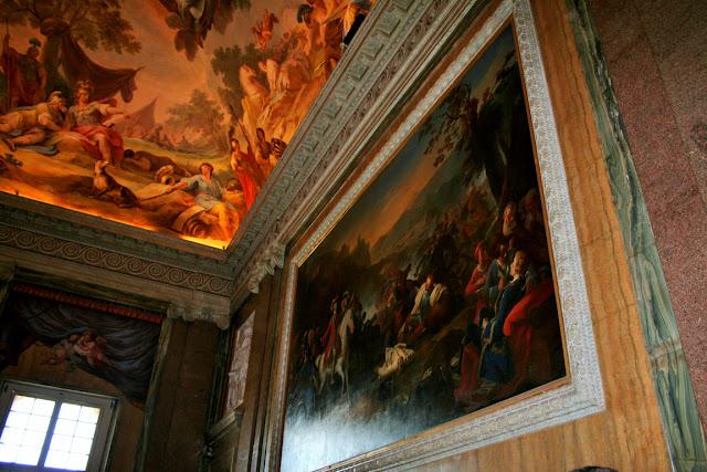 affreschi, disegni, tele, pitture
