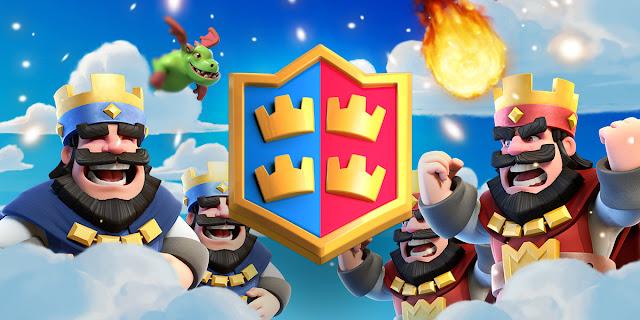 Update !!! Clash Royale Hadirkan Fitur Clan Battle