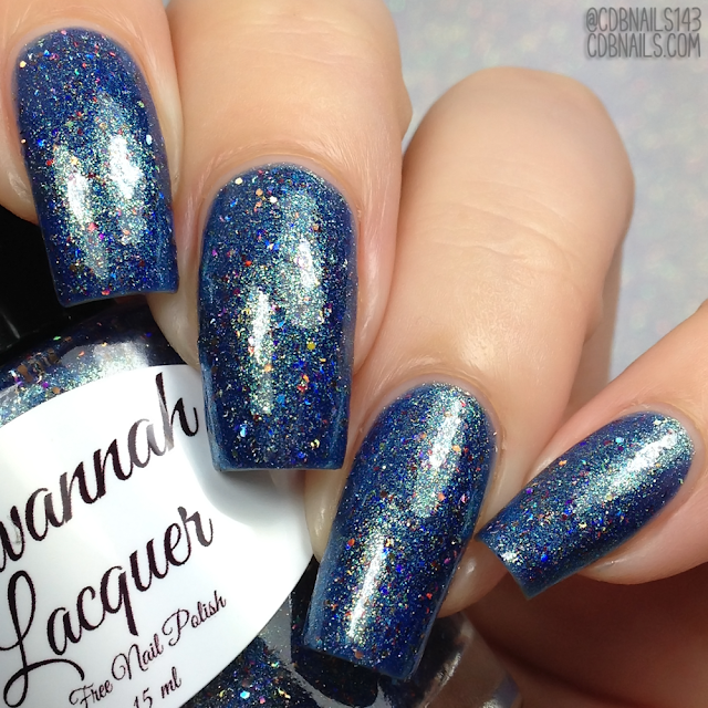 Savannah Lacquer-Stayin' Alive