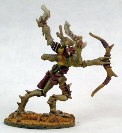 Magnus Mercury Reaper Dark Heaven Garzuhl Mantis Man Ranger