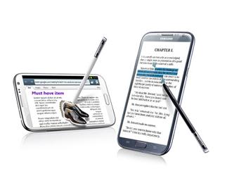 Pc Magazine En Español: Samsung Galaxy Note II llega a AT