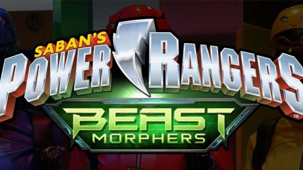 Season Terbaru Dari Power Rangers, Power Rangers: Beast Morphers