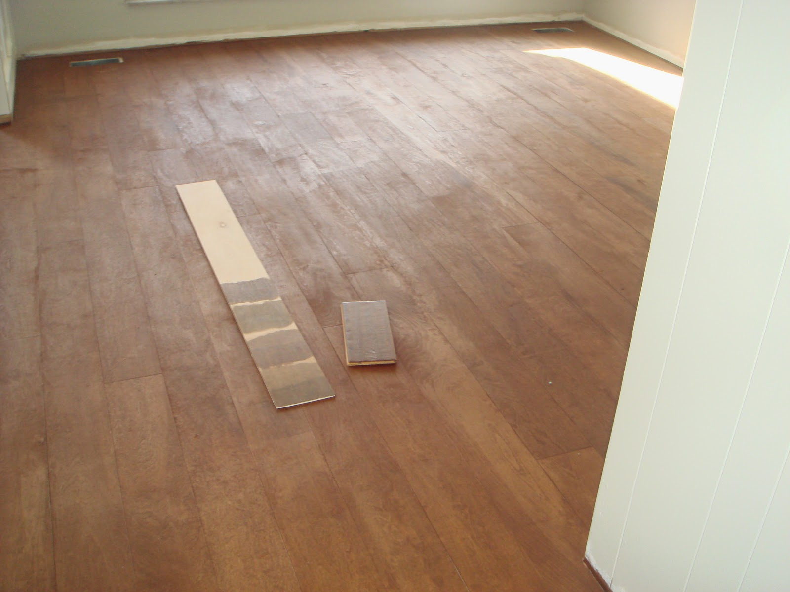 Julie Peterson Simple Redesign Plywood As Your Hardwood