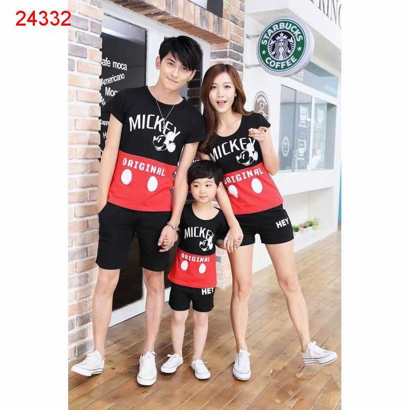Jual Couple Keluarga FM Mickey Original - 24332