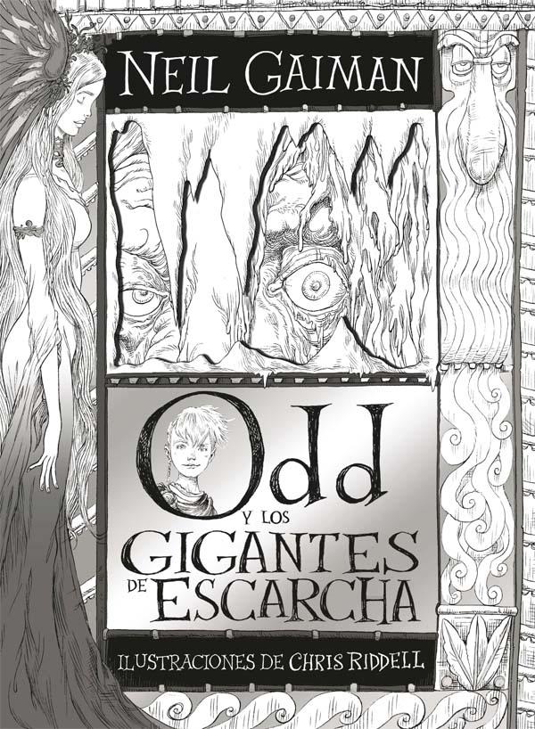 El Club De Las Sebaduras: Reseña libro: Odd y los gigantes de escarcha