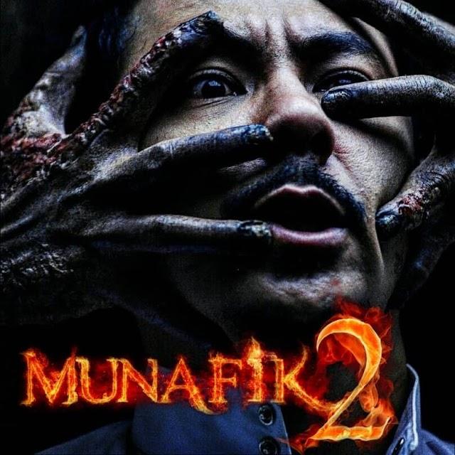 Review Filem Munafik 2   Seram atau Islamik?