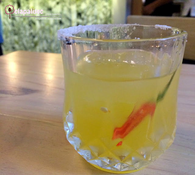 El Chapo Cocktail from Sunnies Cafe BGC