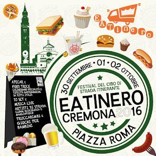 Eatinero Cremona street food settembre 2016