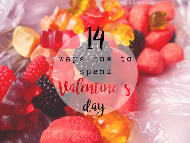 14 ways how to spend Valentine´s day