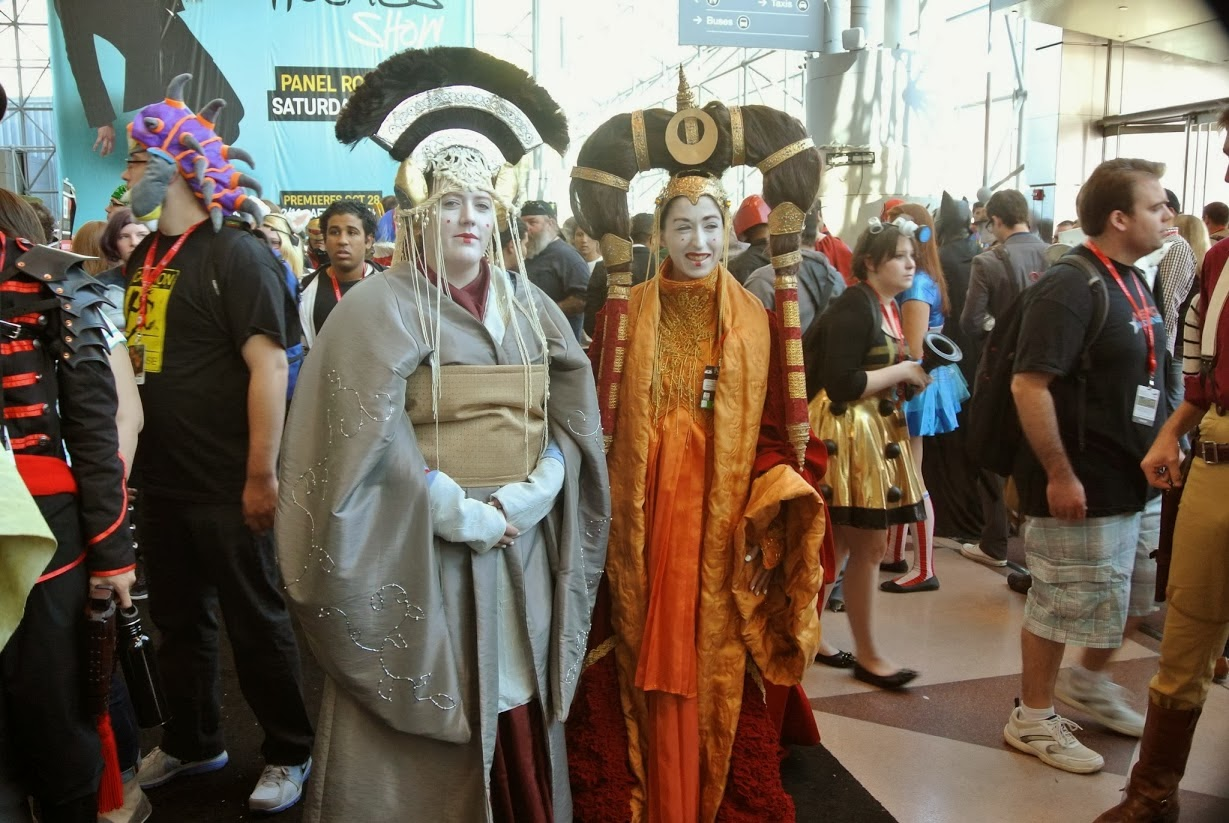 Phantom Menace Cosplay Royal Costume